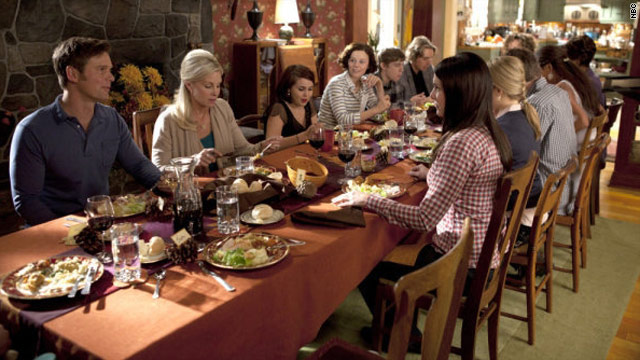 A very Braverman Thanksgiving on 'Parenthood'