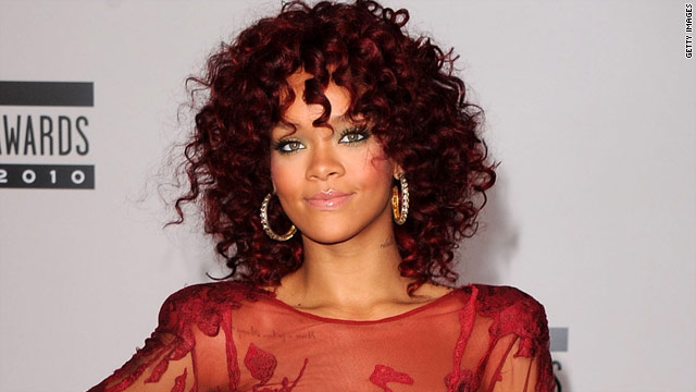 Motherhood for Rihanna 'could be a year from now'