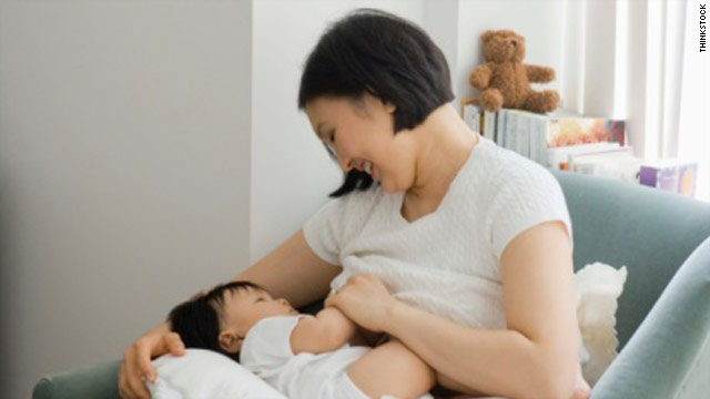 Study: Breastfeeding OK for moms with epilepsy