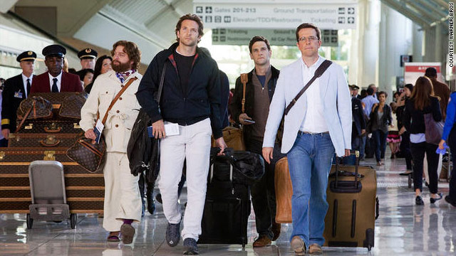 Plot details for 'Hangover 2' revealed