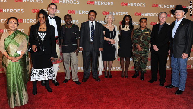 Dare to be inspired with 'CNN Heroes: An All-Star Tribute'