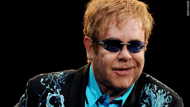 Elton John might sing at upcoming royal wedding