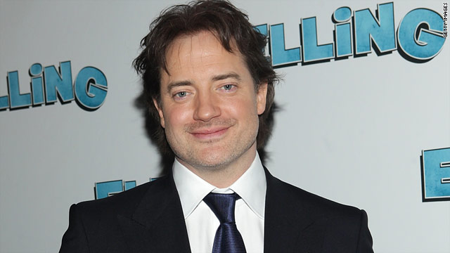 Brendan Fraser's play closes after a week