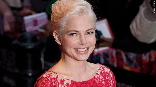 Michelle Williams was terrified to play Marilyn Monroe