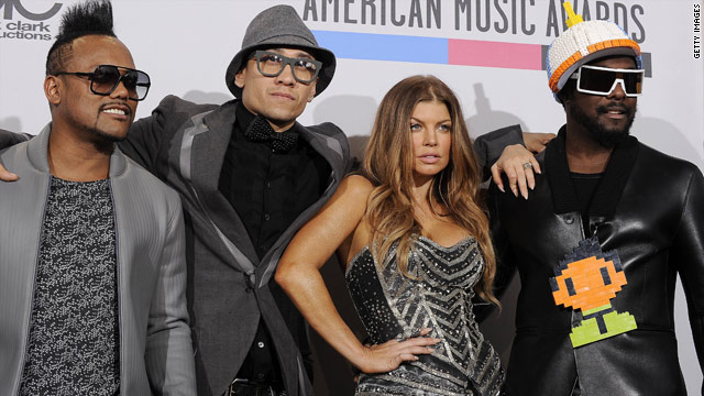 Black Eyed Peas score Super Bowl performance
