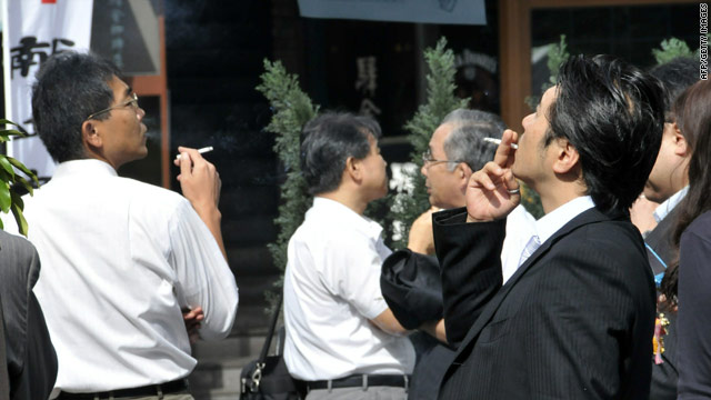 Secondhand smoke kills 600,000 worldwide annually