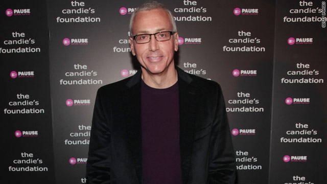 Dr. Drew Pinsky to host new HLN show