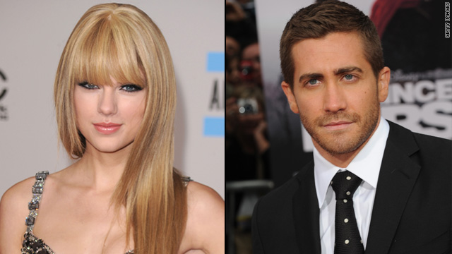 &#039;Showbiz Tonight&#039; Flashpoint: Taylor Swift and Jake Gyllenhaal - dating?