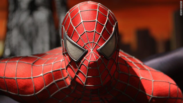 'Spider-Man' previews on Broadway with a few bumps