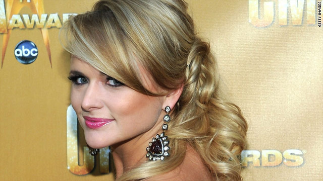 Miranda Lambert makes her mark in 2010