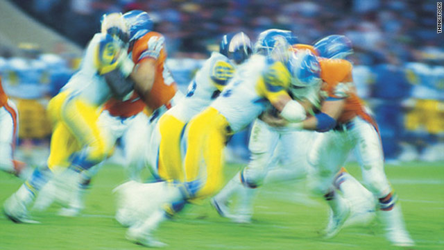 New study: One step closer to measuring concussion impact