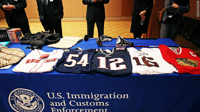 Feds shut 82 sites selling counterfeit goods