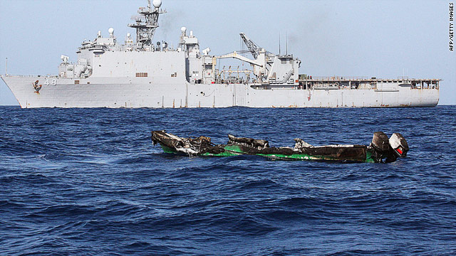 Somali man to facing 30 years in prison for piracy