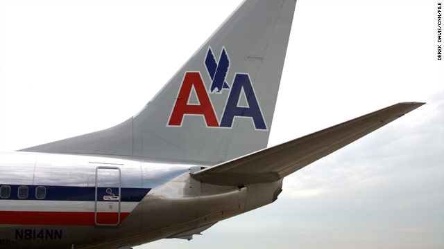 American Airlines flight goes off end of runway in Montreal