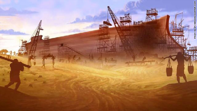 Full-Scale Replica Of Noah's Ark Planned for outside Cincinnati