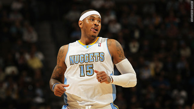 SI.com: Who needs Carmelo? Not the Nuggets last night