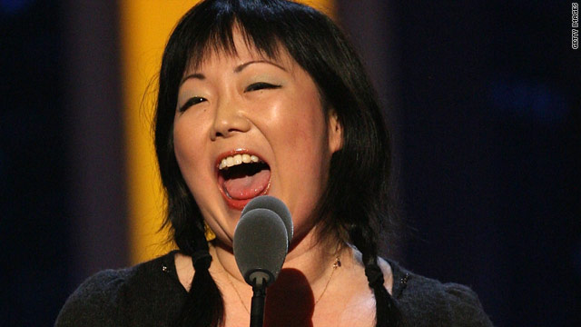 Margaret Cho: Bristol was forced to do 'Dancing'