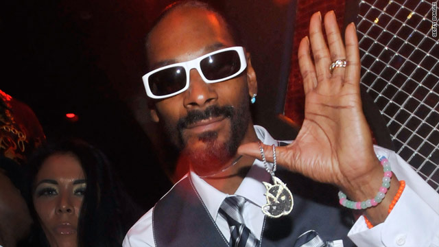 Snoop Dogg releases 'anthem' for Prince William