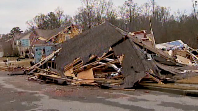 Storm in Georgia was tornado, weather service confirms