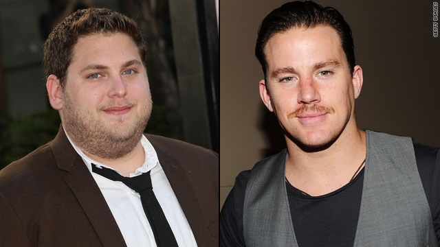 Jonah Hill, Channing Tatum to star in '21 Jump Street'