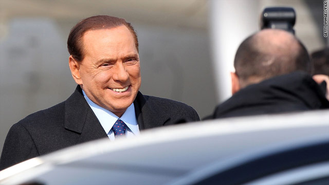 WikiLeaks: Italian PM&#039;s partying left him &#039;a complete mess&#039;