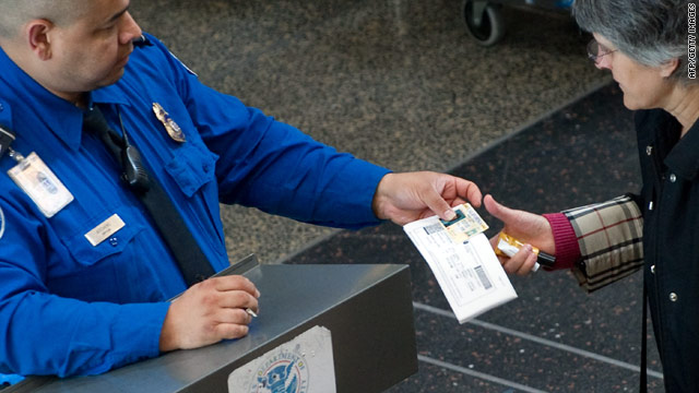 DHS: Passengers now screened before boarding passes