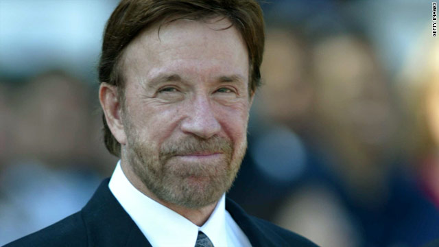 Chuck Norris to become honorary Texas Ranger