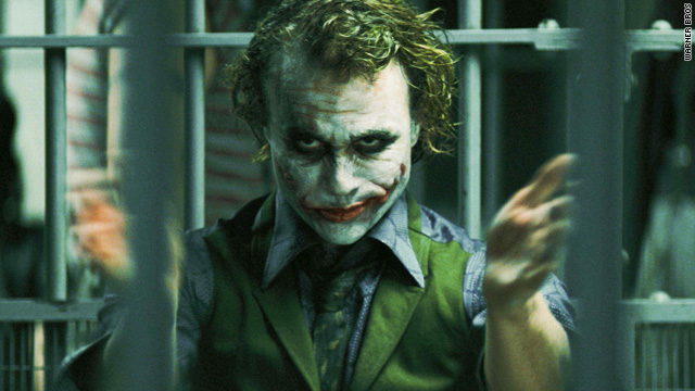 Joker footage won't be in 'Dark Knight Rises'