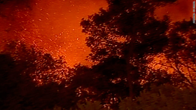 Officials: 22 dead, 25 seriously injured in Israeli forest fire