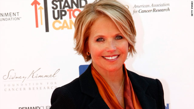 Katie Couric headed to 'Glee'?