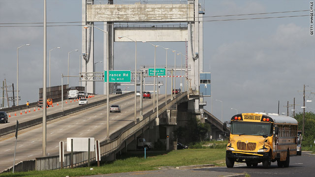 Former officer gets 8 years for New Orleans bridge shooting