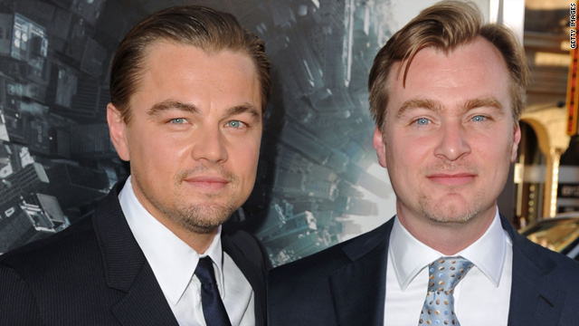 Christopher Nolan talks 'Inception's' ending
