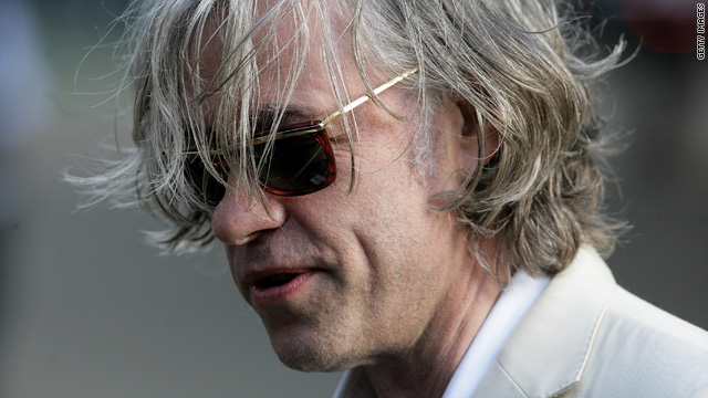 Bob Geldof: I'm behind two of the worst songs in history