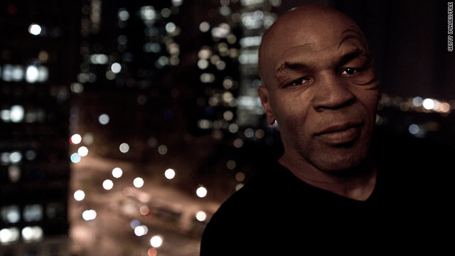 Mike Tyson on his drug addiction, that tattoo of his and ... pigeon racing