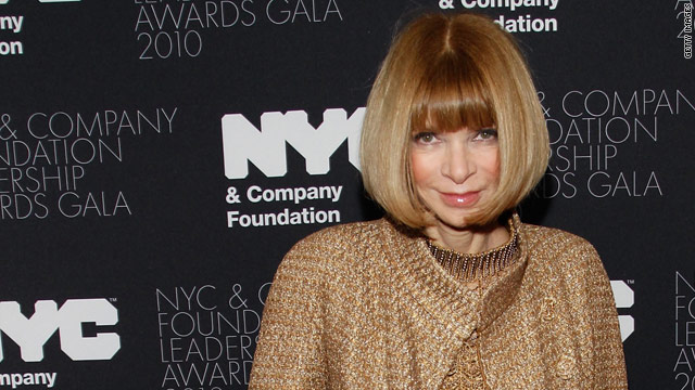 Anna Wintour collaborates with Diddy