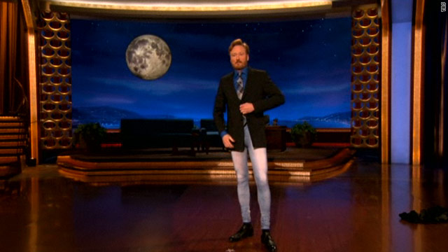 When Conan met jeggings