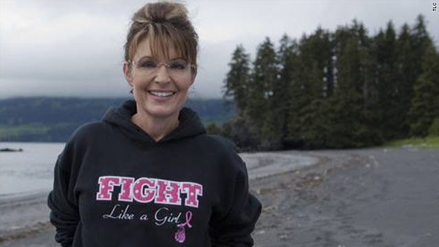 Sarah Palin and Kate Gosselin go camping
