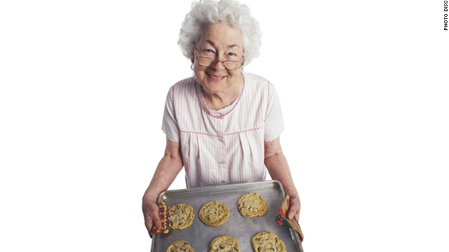 Lunchtime poll – grandma a good cook?