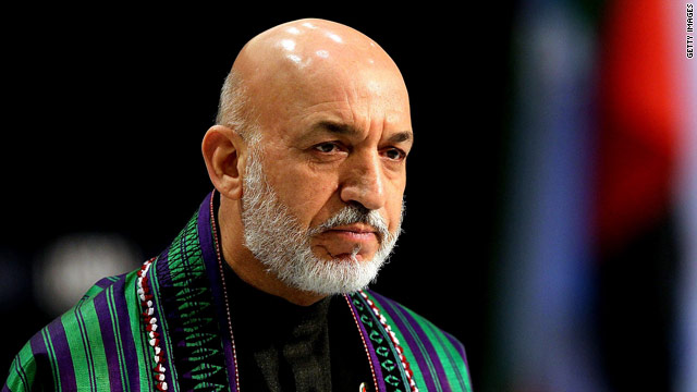 World update: U.S. ambassador criticized Karzai
