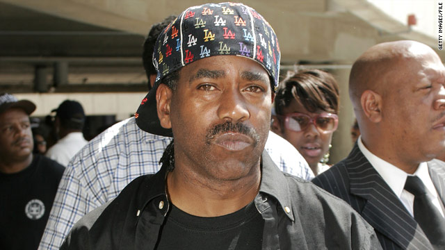 Rapper Kurtis Blow caught with marijuana