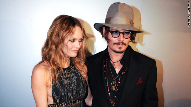 Johnny Depp doesn't need 'that piece of paper'