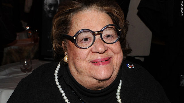 New York City dining legend Elaine Kaufman dies at age 81