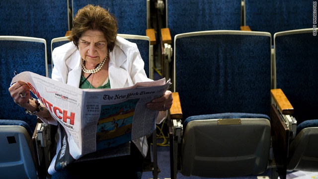School scraps Helen Thomas award after remarks on 'Zionists' control