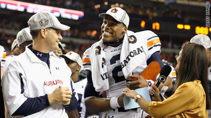 SI.com: The battle for BCS champion: Auburn vs. Oregon