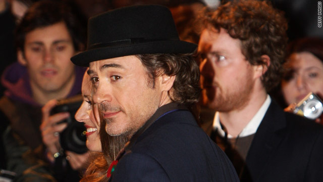 Robert Downey Jr. to teach at theater camp?