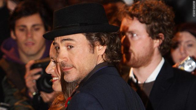 Robert Downey Jr. to teach at theater camp?