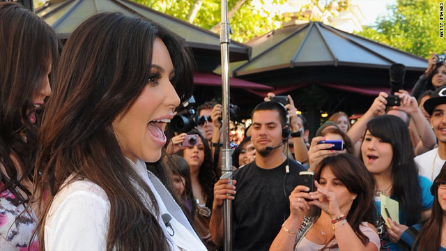 Showbiz Tonight Flashpoint: Is Kim Kardashian really worth $6 million?