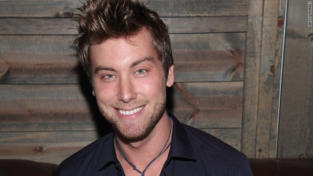 Lance Bass: Coming to a theater near you