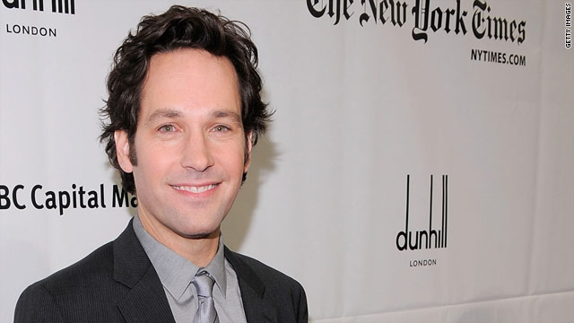 Paul Rudd isn't an iPhone-loving Muppet after all