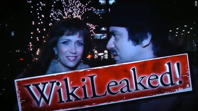 'SNL' gives WikiLeaks the TMZ treatment
